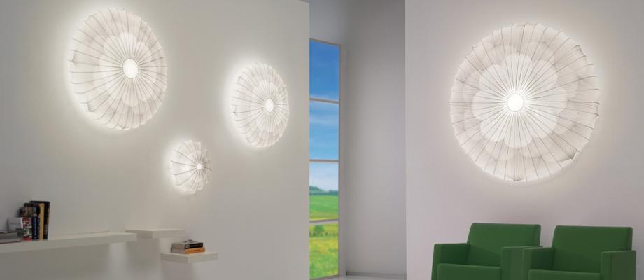 Настенный светильникAxo LightMUSEFlower
