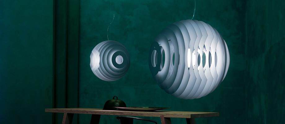 Подвесной светильник, люстраFoscariniSUPERNOVA