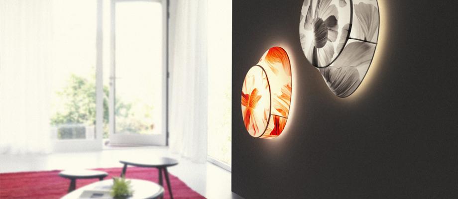 Настенный светильник, браFoscariniWAGASHI
