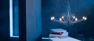 Подвесной светильник, люстраFoscariniLIGHTWEIGHT