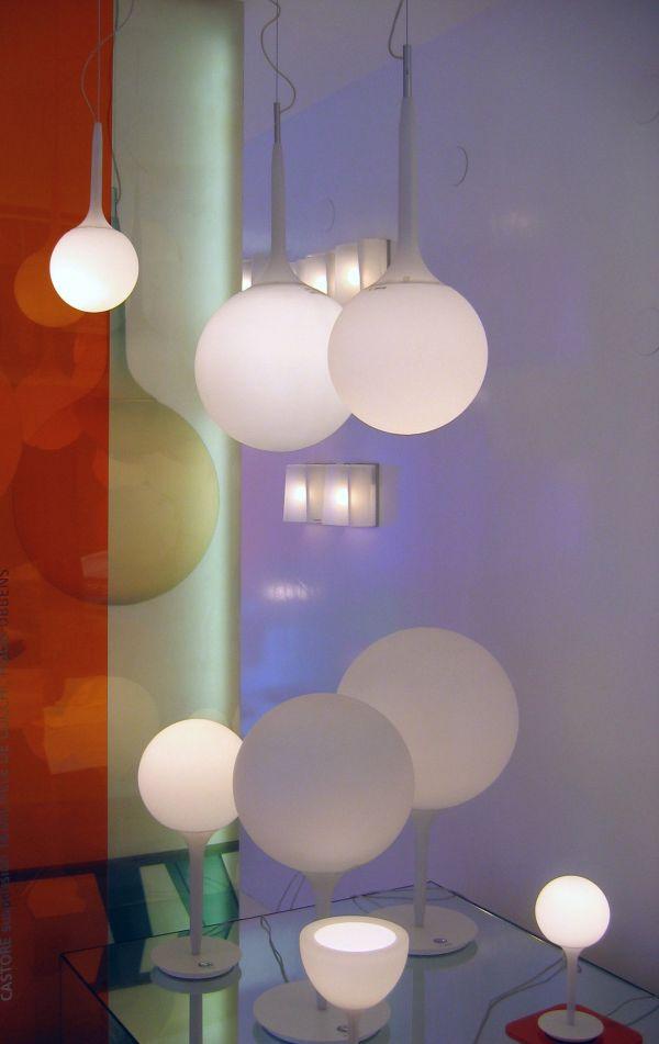 Настенные и настольные светильникиArtemideCASTORE