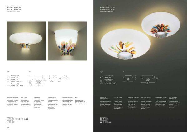 Потолочный светильникAlt LucialternativeAMARCORDPL 50, PL 30