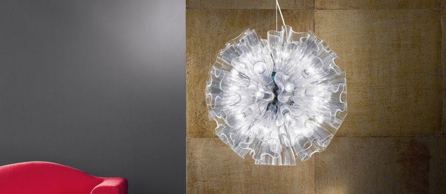Потолочный подвесной светильникAxo LightBLUM