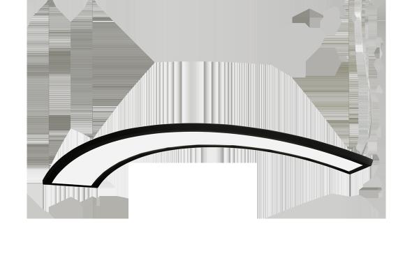Подвесной светильник UNDA 100-501K-50GDE/830, W