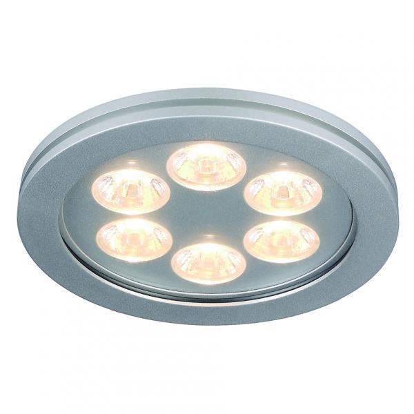 Встраиваемый потолочный светодиодный светильник EYEDOWN  LED 6x 1W
