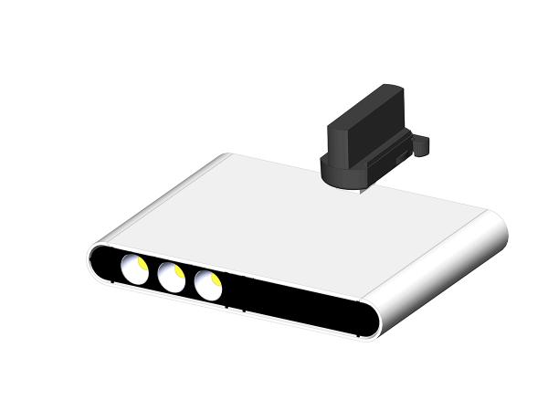 Трековый светильник для шинопровода VIMA 170-600F-10GHT/830, W