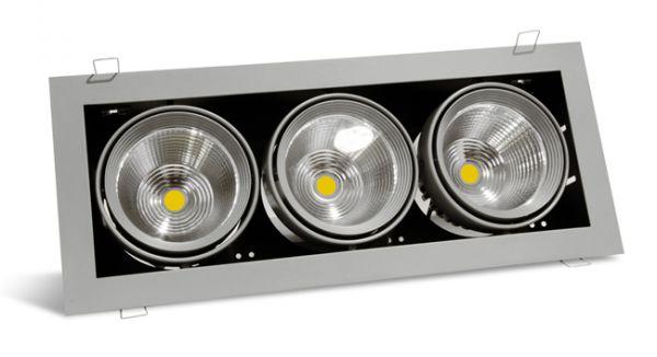 Встраиваемый LED светильник GRAZIOSO 3 LED 330