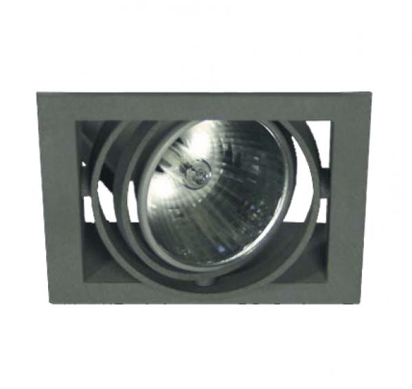 Встраиваемый светильник NORM Mini Single